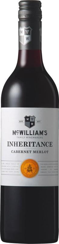 null McWilliams Inheritance Cabernet Merlot 750ML