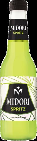 null Midori Spritz Bottle 4X275ML