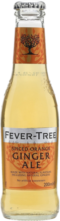 null Fever Tree Ginger Ale Btl 1X200ML