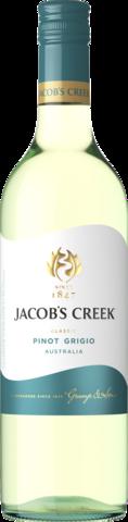 null Jacobs Creek Pinot Grigio 750ML