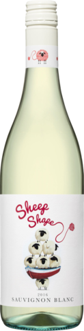 null Sheep Shape Sauvignon Blanc  750ML