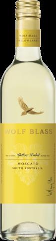 null Wolf Blass Yellow Moscato 750ML