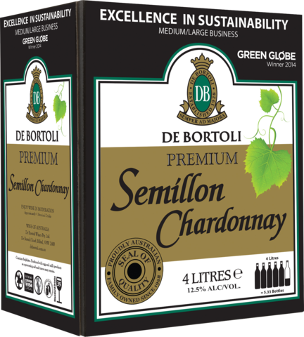 null De Bortoli Semillon Chardonnay Cask 4LT