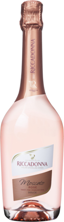 null Asti Riccadonna Moscato Rose 750ML