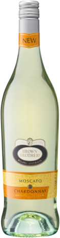 null Brown Brothers Moscato Chardonnay 750ML