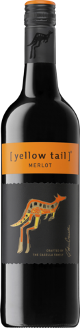 null Yellowtail Merlot 750ML