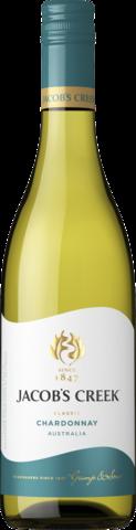 null Jacobs Creek Chardonnay 750ML