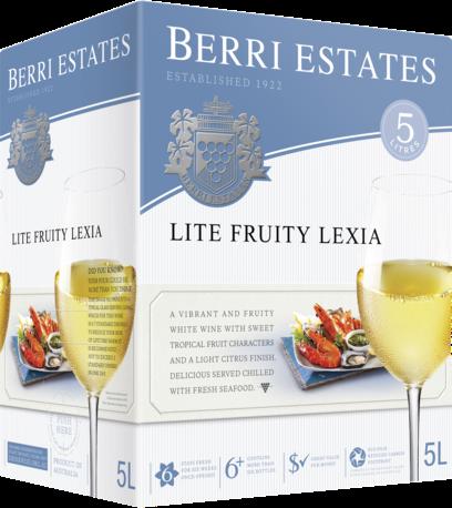 null Berri Light Fruity Lexia Cask 5LT