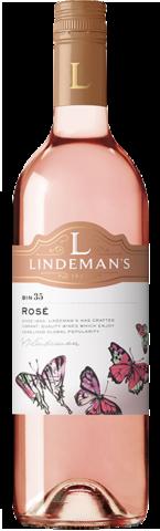 null Lindemans Bin 35 Rose 750ML