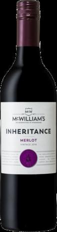 null McWilliams Inheritance Merlot 750ML