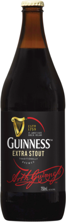 null Guinness Extra Stout Tall 3X750ML