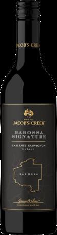 null Jacob's Creek Barossa Signature Cabernet Sauvignon  750mL