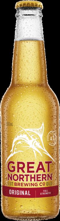 null Great Northern Original Bottle 24X330ML