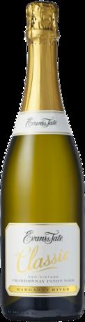 null Evans & Tate Classic Sparkling Pinot Noir Chardonnay 750ML