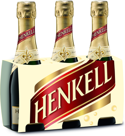 null Henkell Trocken 3X200ML