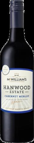 null McWilliams Hanwood Cabernet Merlot 750ML