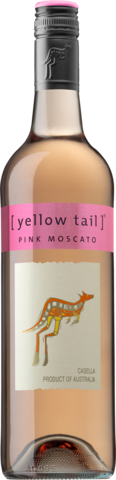 null Yellowtail Pink Moscato 750ML