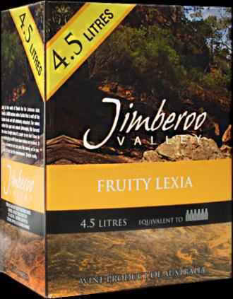 null Jimberoo Fruity Lexia Cask 4.5LT