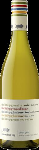 null Squealing Pig Pinot Gris 750ML