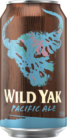 null MBB Wild Yak Pacific Ale Can 24X375ML