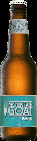 null Mountain Goat Pale Ale 5.2% 4 x 6 x 330mL