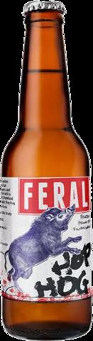 null Feral Hop Hog Bottle 4X330ML