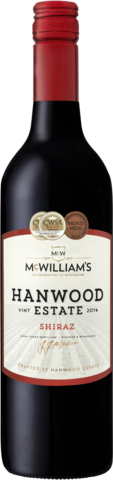 null McWilliams Hanwood Shiraz 750ML