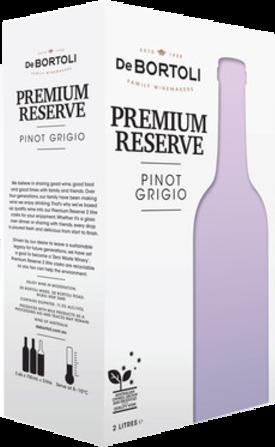 null De Bortoli Reserve Pinot Grigio Cask 2LT