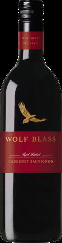 null Wolf Blass Red Cabernet Sauvignon 750ML
