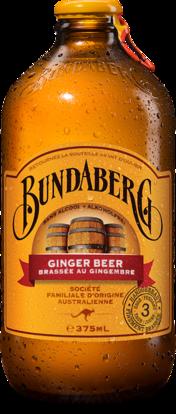 null Bundaberg Ginger beer Bottle 24X375ML