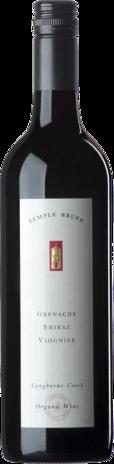 null Temple Bruer Preservative Free Grenache Shiraz Viognier 750ML