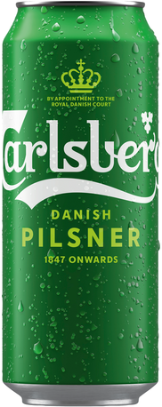 null Carlsberg Green Can 24X500ML