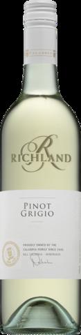 null Richland Pinot Grigio 750ML