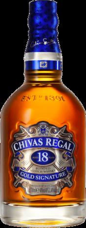 null Chivas Regal Scotch 18Yo 700ML