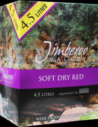 null Jimberoo Dry Red Cask 4.5LT
