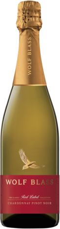 null Wolf Blass Red Pinot Noir Chardonnay 750ML