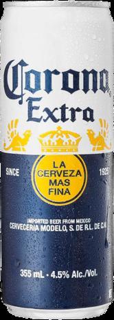null Corona Can 10X355ML