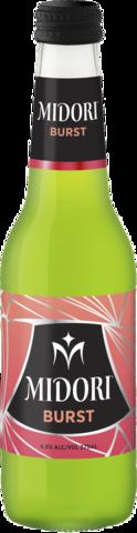 null Midori Burst Bottle 4X275ML