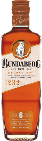null Bundaberg Rum Select Vat 700ML