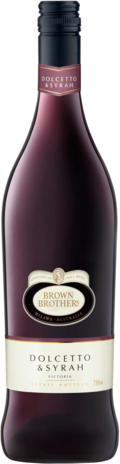 null Brown Brothers Dolcetto & Syrah 750ML