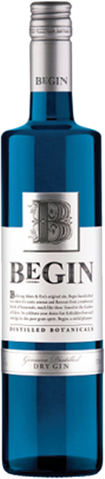 null Begin Dry Gin 700ML