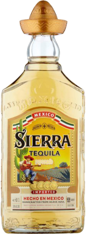 null Sierra Tequila Reposado 700ML