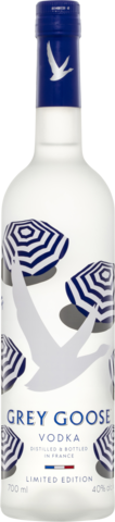 null Grey Goose 2020 Limited Edition 700mL