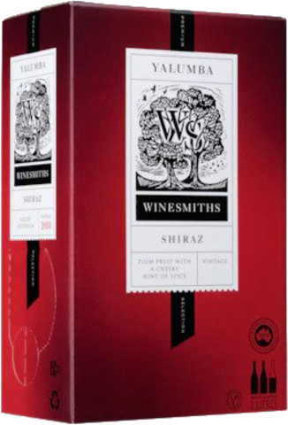 null Winesmiths Premium Selection Shiraz Cask 2LT