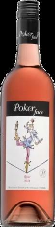 null Poker Face Rose 750ML