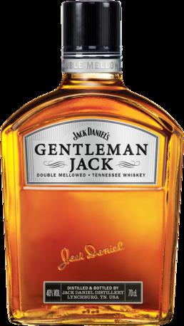 null Jack Daniel's Gentleman Jack Bottle 700mL