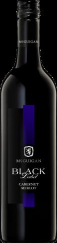 null McGuigan Black Cabernet Merlot 750ML