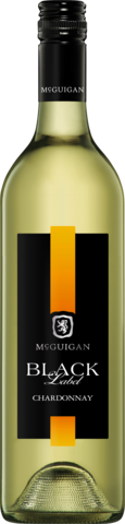 null McGuigan Black Chardonnay 750ML