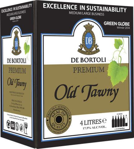 null De Bortoli Old Tawny Cask 4LT