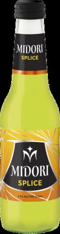 null Midori Splice Bottle 4X275ML